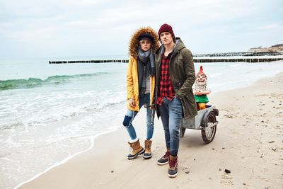 LUNIK GMBH for REVIEW Campaign Shooting Winter