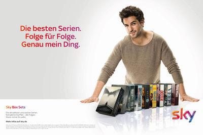 NEVEREST GMBH & CO. KG for Sky Deutschland
