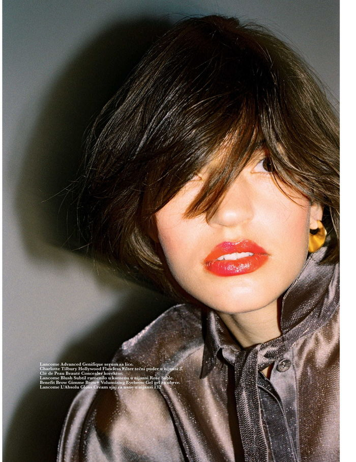 ELLE SERBIA editorial shooting by WINTELER PRODUCTION
