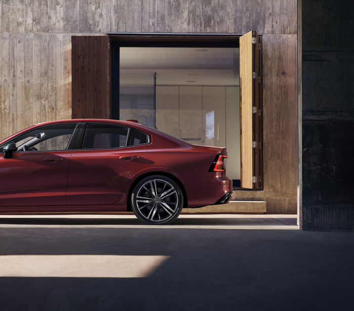 THIS IS MADE PRODUCTIONS for Volvo S60 R-design Campaign