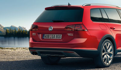 VW Golf Variant Alltrack 2015