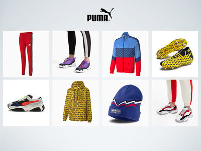 BIGOUDI Andrew Tungusow für Puma