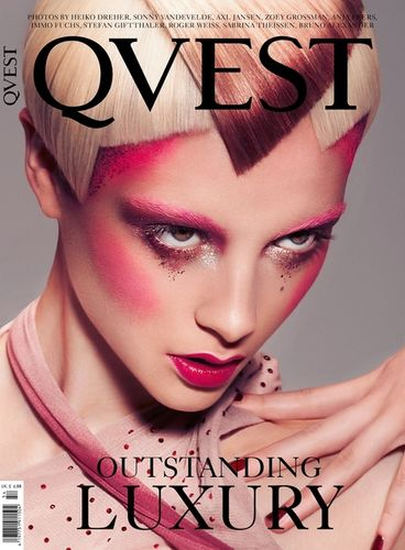 ANJA FRERS for QVEST