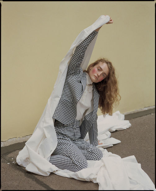 LIGANORD ARTIST RICARDA VENJACOB / STYLING - ADEL