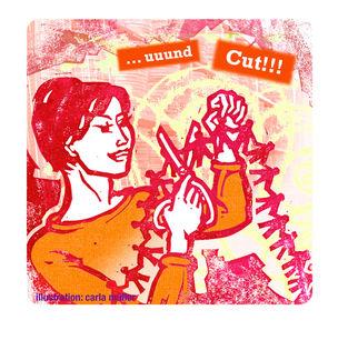 CAROLINE SEIDLER : Carla MUELLER for BIENNALE