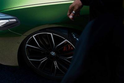 SEVERIN WENDELER: THE5 - DER NEUE BMW 5ER IN SZENE GESETZT VON HE&ME C/O SEVERIN WENDELER