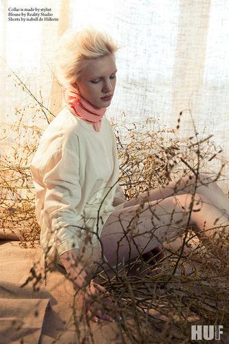 Julia Blank for HUF Magazine