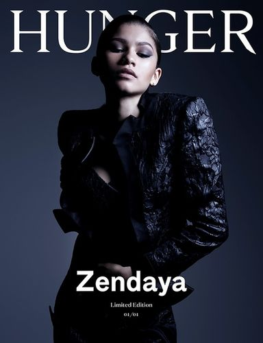 HUNGER MAGAZINE - issue 9, Right Way Up
