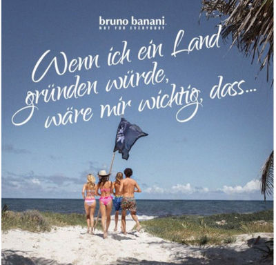 MARION WALTER for GerlachHartog and Bruno Banani