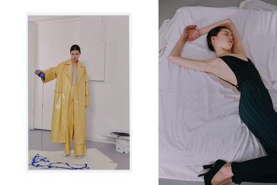 NINA KLEIN, Hair & Make Up: Kristina Griffato Styling: Tomislav Blaic, Diane Betties, VOGUE CS