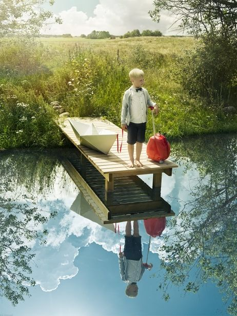 'BOY OF HOPE' by Erik JOHANSSON c/o AGENT MOLLY & CO