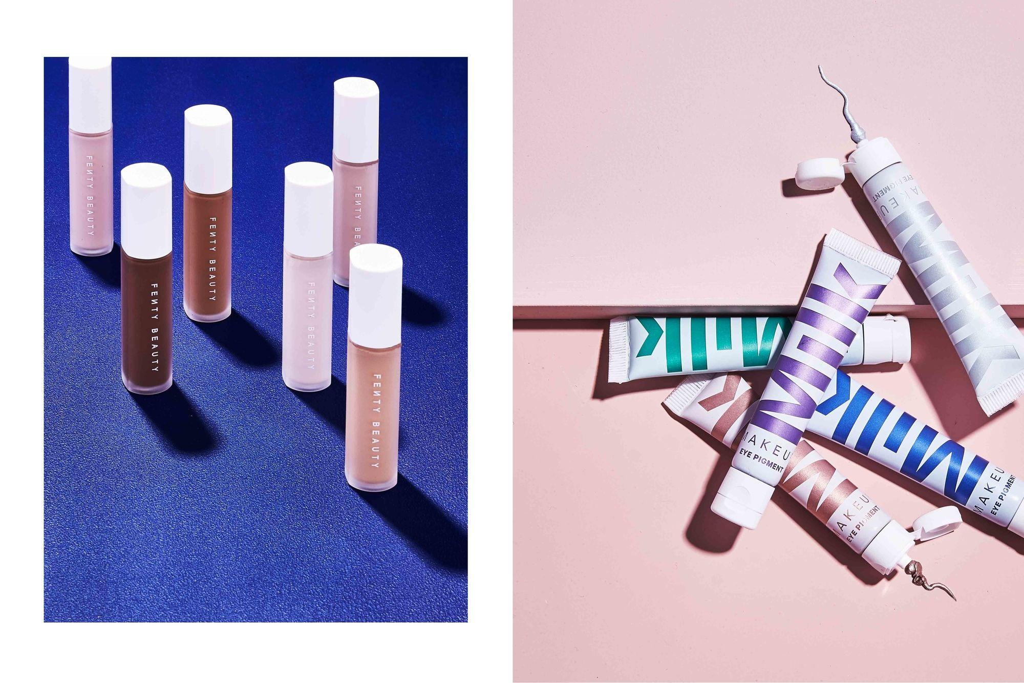 ALYSSA PIZER MANAGEMENT: Cosmetics Still Life By Cindy James