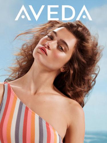 "SEVERIN WENDELER: AVEDA Summer Campaign 2020 ""Photography by Liz Von Hoene c/o Severin Wendeler"""
