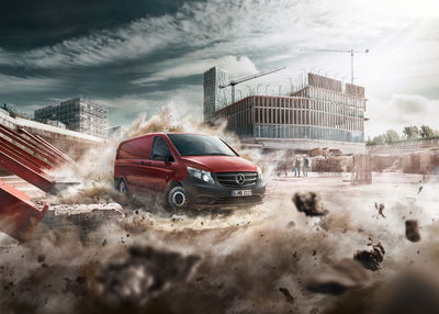 THE NEW VITO 2014