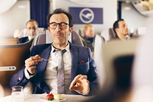 Lufthansa Signature Service