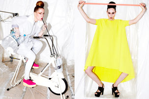 NERGER M&O : Cathleen WOLF for I LIKE MY STYLE