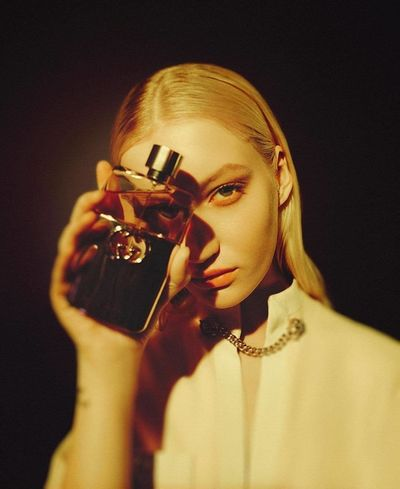 LIGANORD ARTISTS PENINAH AMANDA / STYLING & HELENA NARRA / MAKE-UP FOR GUCCI GUILTY POUR FEMME