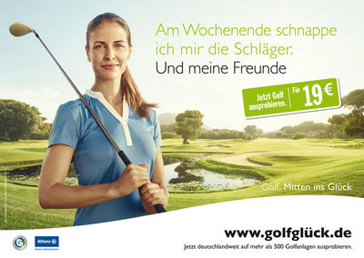 MARKUS MUELLER for DEUTSCHER GOLF VERBAND