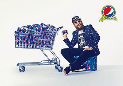 UPFRONT: Murat Aslan for Pepsi