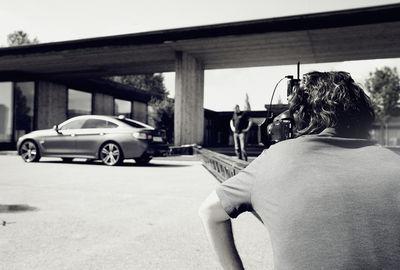 BMW 4er Gran Coupe Making Of