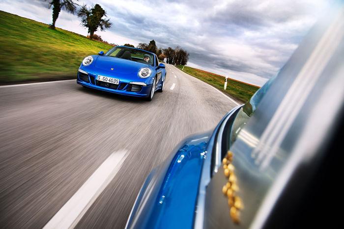 Porsche Targa / Playboy