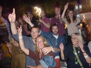 CANNES 2011 - DUTCH PARTY