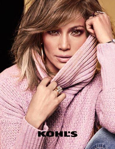 HUNTER & GATTI : Jennifer Lopez for KOHL'S