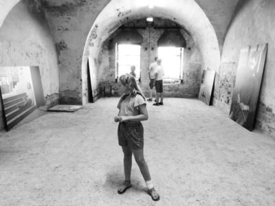 COSMOPOLA | Joseph Ford in MAUSA Museum