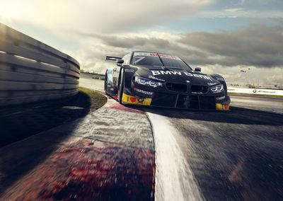 KELLY KELLERHOFF REPRESENTS! Andreas Hempel für BMW Motorsport