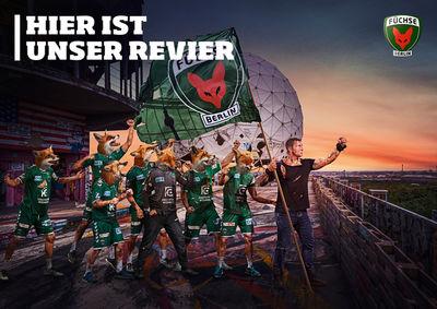 Thomas TERNES c/o KELLY KELLERHOFF REPRESENTS! for FÜCHSE BERLIN
