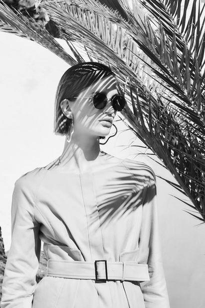 HILLE PHOTOGRAPHERS: Nicole Neuman for Burda Style Magazine