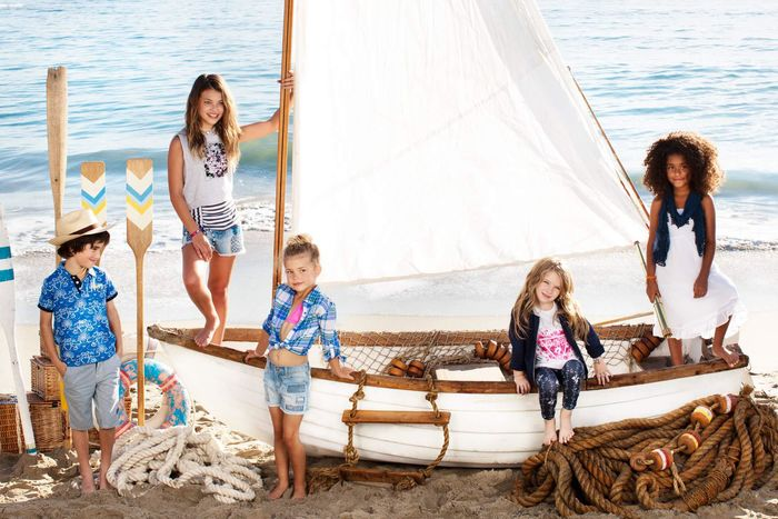 ALYSSA PIZER MANAGEMENT : Rus ANSON for GUESS KIDS