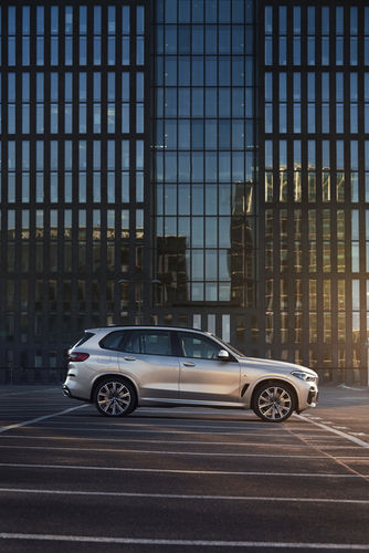 CHIMNEY GROUP : BMW X5