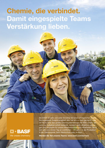 MAGNUS WINTER for BASF