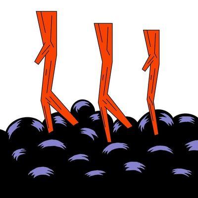 WILDFOX RUNNING: Flacoux for Papaya.Rocks 'Sentimental Column'