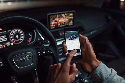 EMEIS DEUBEL: Özgür Albayrak for Audi Genuine Accessories
