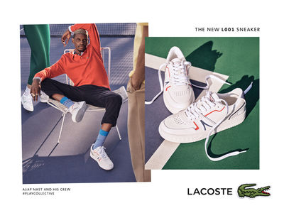 TIGHTROPE PRODUCTION produced latest Lacoste footwear campaing in collaboration with Kitten Production