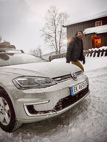 "DOUBLE T PHOTOGRAPHERS: Maik Floeder - Volkswagen ""Be more Norway"" Campaign"