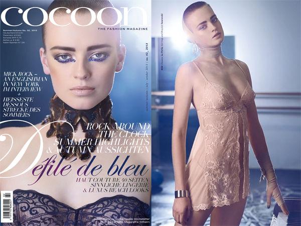 COCOON | BRIGITTE M. WILHELM