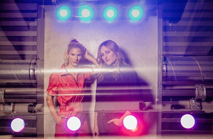 LINA & GWEN WAYNE