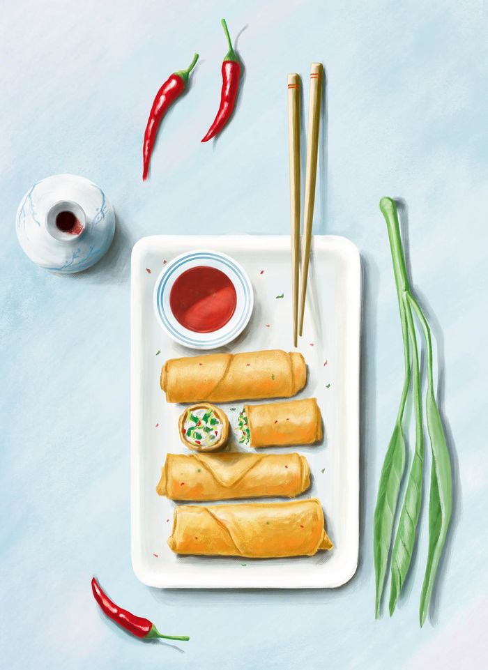 Food Illustration   •   RALF KUNSTMANN ILLUSTRIERT...