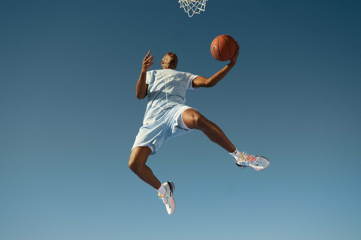 MAKING PICTURES: Marcus Smith for Nike Basketball