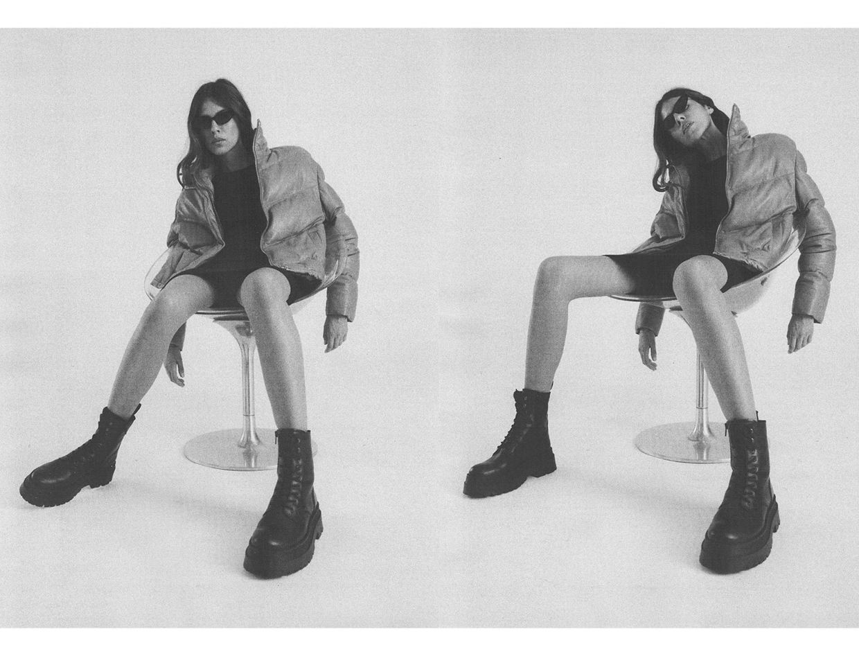 NINA KLEIN, Styling: Tomislav Blaic, Ferry Mohr, ABOUT YOU