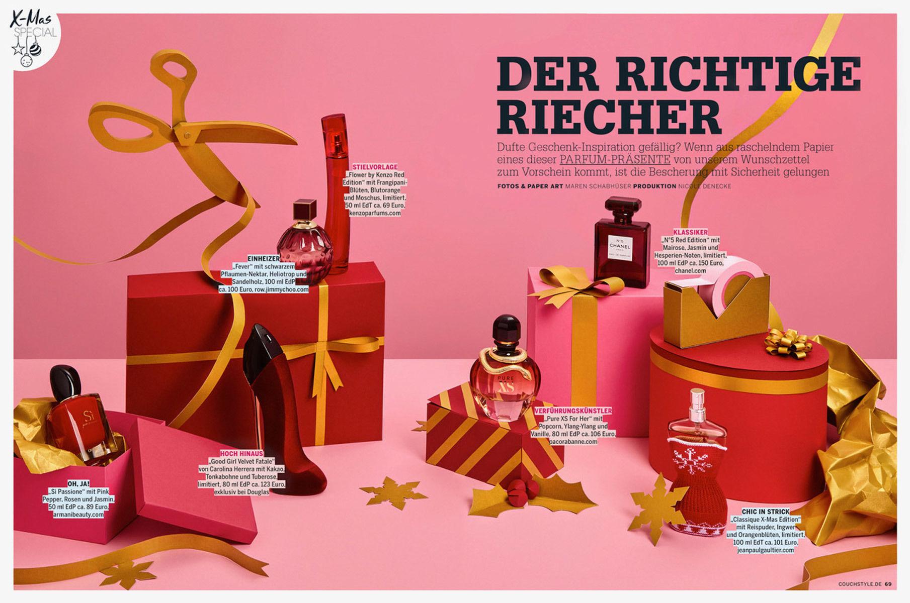 DOUBLE T PHOTOGRAPHERS: Maren Schabhüser - Couch Magazin