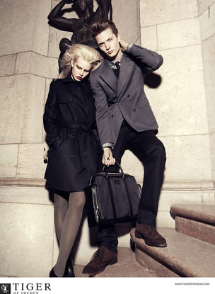 LUNDLUND : Marcus OHLSSON for TIGER OF SWEDEN