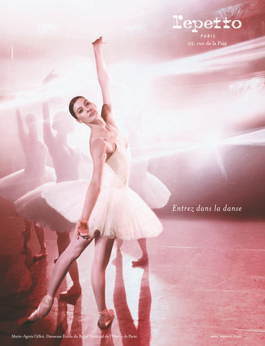 JPPS for Repetto in Paris