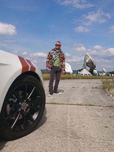 Jul Krabetz für CarsInFashion Blog Magazine