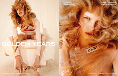ARMIN MORBACH for TUSH 'Golden Years'