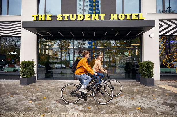 EMEIS DEUBEL: Marija Mihailova for The Student Hotel