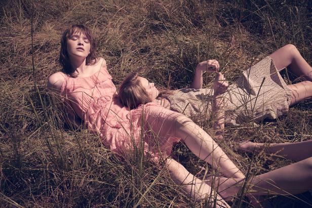 "SEVERIN WENDELER: ""Sun in My Step"" Photographer & Director by Liz Von Hoene"
